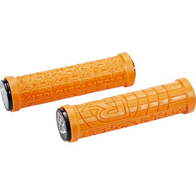 Race Face Grippler Lock-On Griffe orange